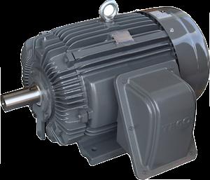 Three Phase Electric Motor Teco