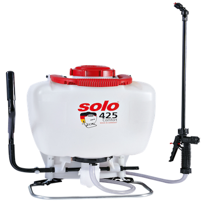 Solo sprayer backpack