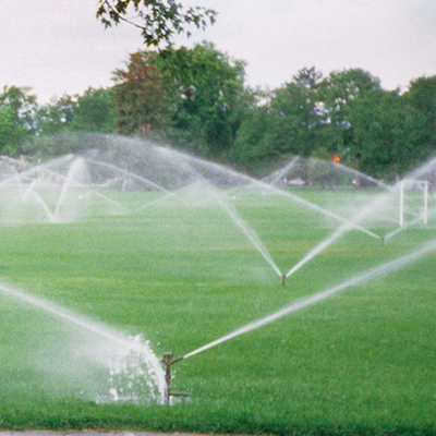 Irrigation Equipment for Farm or Park