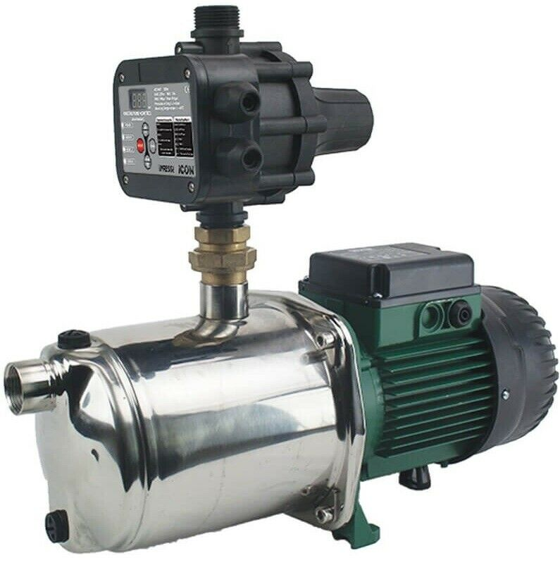 DAB Stainless Steel Surface Mounted - Multistage Pump